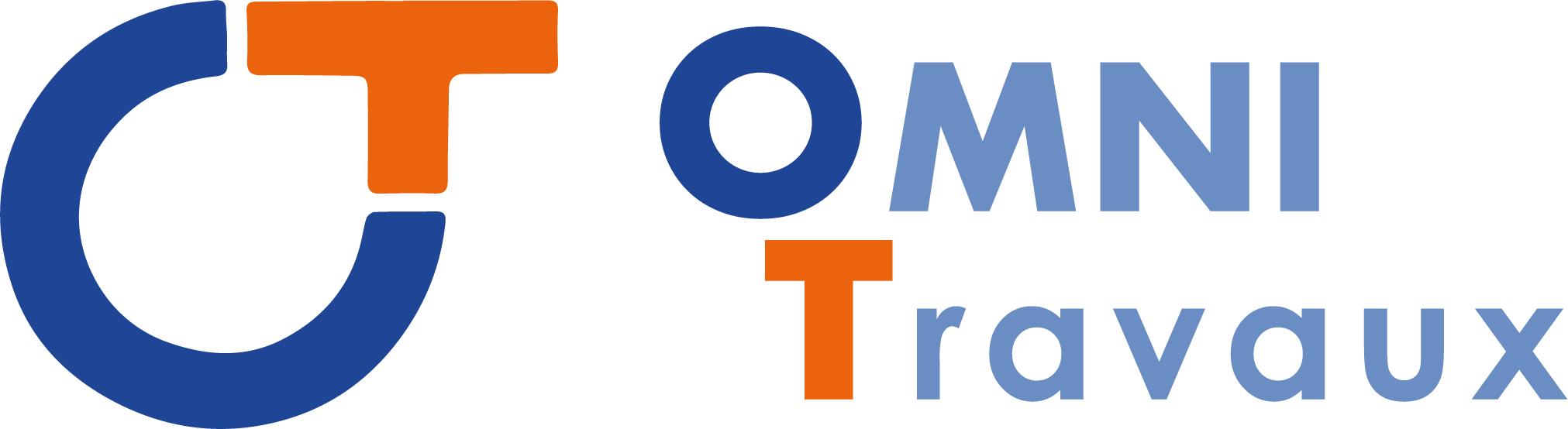 New logo Omni Travaux